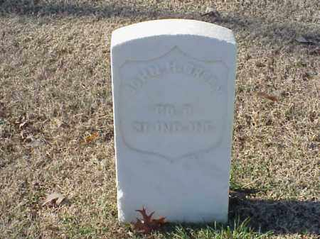 GREEN  (VETERAN UNION), JOHN H - Pulaski County, Arkansas | JOHN H GREEN  (VETERAN UNION) - Arkansas Gravestone Photos