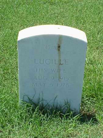 GREEN, LUCILLE - Pulaski County, Arkansas | LUCILLE GREEN - Arkansas Gravestone Photos