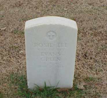 GREEN, ROSIE LEE - Pulaski County, Arkansas | ROSIE LEE GREEN - Arkansas Gravestone Photos