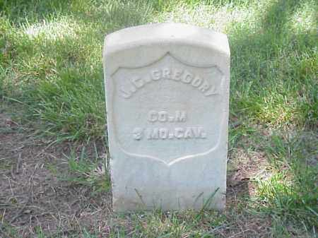 GREGORY (VETERAN UNION), JAMES C - Pulaski County, Arkansas | JAMES C GREGORY (VETERAN UNION) - Arkansas Gravestone Photos