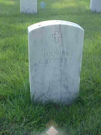 GREGORY (VETERAN WWII), DANIEL - Pulaski County, Arkansas | DANIEL GREGORY (VETERAN WWII) - Arkansas Gravestone Photos