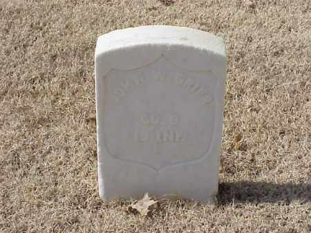 GRIER  (VETERAN UNION), JOHN W - Pulaski County, Arkansas | JOHN W GRIER  (VETERAN UNION) - Arkansas Gravestone Photos