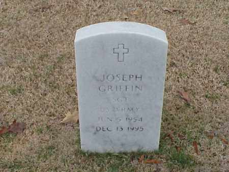 GRIFFIN  (VETERAN), JOSEPH - Pulaski County, Arkansas | JOSEPH GRIFFIN  (VETERAN) - Arkansas Gravestone Photos