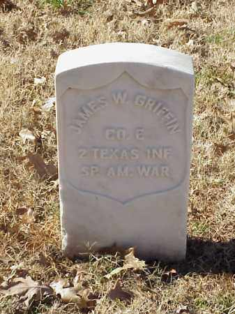 GRIFFIN  (VETERAN SAW), JAMES W - Pulaski County, Arkansas | JAMES W GRIFFIN  (VETERAN SAW) - Arkansas Gravestone Photos