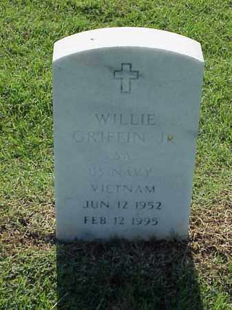 GRIFFIN, JR (VETERAN VIET), WILLIE - Pulaski County, Arkansas | WILLIE GRIFFIN, JR (VETERAN VIET) - Arkansas Gravestone Photos