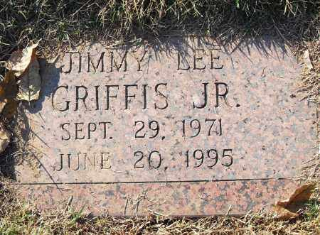 GRIFFIS, JR, JIMMY LEE - Pulaski County, Arkansas | JIMMY LEE GRIFFIS, JR - Arkansas Gravestone Photos