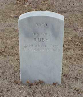 GRIFFITH, RUBY - Pulaski County, Arkansas | RUBY GRIFFITH - Arkansas Gravestone Photos
