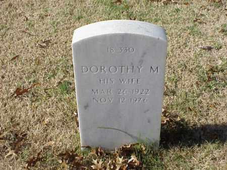 GRIMES, DOROTHY M. - Pulaski County, Arkansas | DOROTHY M. GRIMES - Arkansas Gravestone Photos
