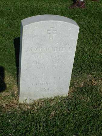 GRIMMETT, MARJORIE E - Pulaski County, Arkansas | MARJORIE E GRIMMETT - Arkansas Gravestone Photos
