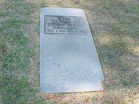 GRUNDFEST, KIM - Pulaski County, Arkansas | KIM GRUNDFEST - Arkansas Gravestone Photos