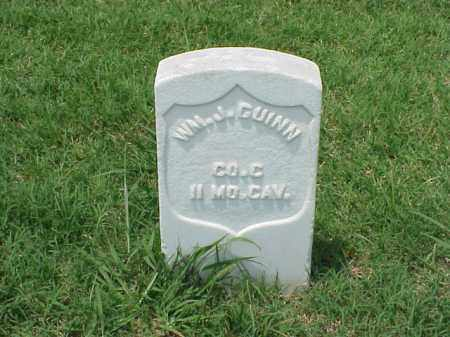 GUINN (VETERAN UNION), WILLIAM J - Pulaski County, Arkansas | WILLIAM J GUINN (VETERAN UNION) - Arkansas Gravestone Photos