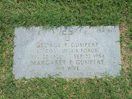 GUMPERT, MARGARET P - Pulaski County, Arkansas | MARGARET P GUMPERT - Arkansas Gravestone Photos