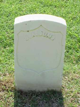 GUMS (VETERAN UNION), J A - Pulaski County, Arkansas | J A GUMS (VETERAN UNION) - Arkansas Gravestone Photos