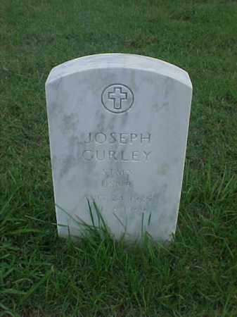 GURLEY (VETERAN), JOSEPH - Pulaski County, Arkansas | JOSEPH GURLEY (VETERAN) - Arkansas Gravestone Photos