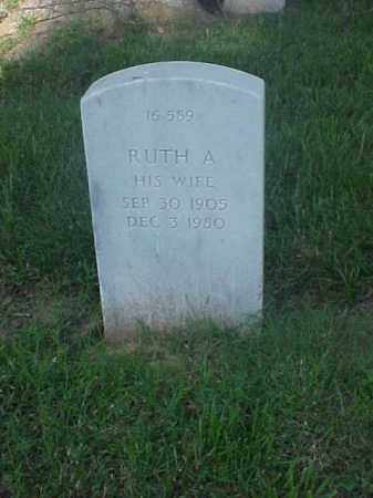 GURRIE, RUTH A - Pulaski County, Arkansas | RUTH A GURRIE - Arkansas Gravestone Photos