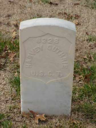 GUTHRIE  (VETERAN UNION), HARVEY - Pulaski County, Arkansas | HARVEY GUTHRIE  (VETERAN UNION) - Arkansas Gravestone Photos