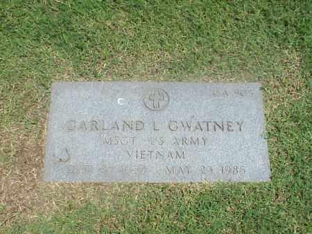 GWATNEY (VETERAN VIET), GARLAND L - Pulaski County, Arkansas | GARLAND L GWATNEY (VETERAN VIET) - Arkansas Gravestone Photos