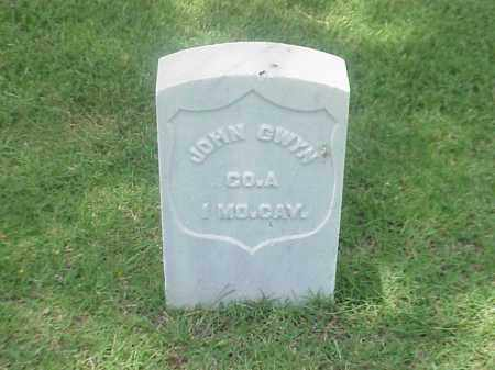 GWYN (VETERAN UNION), JOHN - Pulaski County, Arkansas | JOHN GWYN (VETERAN UNION) - Arkansas Gravestone Photos