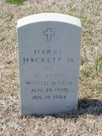 HACKETT, JR (VETERAN WWII), HARRY - Pulaski County, Arkansas | HARRY HACKETT, JR (VETERAN WWII) - Arkansas Gravestone Photos