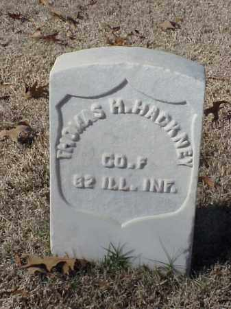 HACKNEY  (VETERAN UNION), THOMAS H - Pulaski County, Arkansas | THOMAS H HACKNEY  (VETERAN UNION) - Arkansas Gravestone Photos