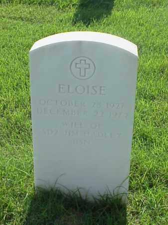 HADLEY, ELOISE - Pulaski County, Arkansas | ELOISE HADLEY - Arkansas Gravestone Photos