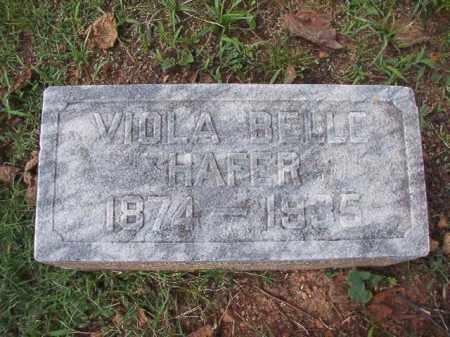 HAFER, VIOLA BELLE - Pulaski County, Arkansas | VIOLA BELLE HAFER - Arkansas Gravestone Photos