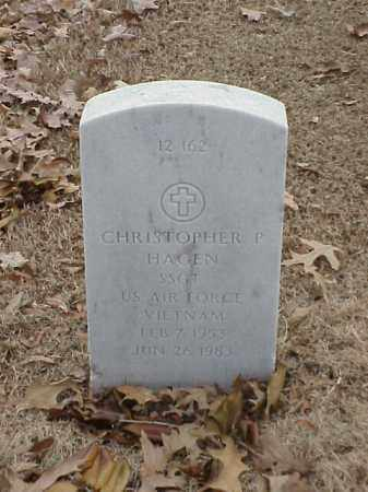 HAGEN (VETERAN VIET), CHRISTOPHER P - Pulaski County, Arkansas | CHRISTOPHER P HAGEN (VETERAN VIET) - Arkansas Gravestone Photos