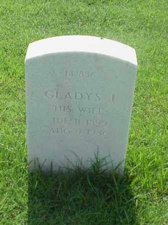 HAHN, GLADYS J. - Pulaski County, Arkansas | GLADYS J. HAHN - Arkansas Gravestone Photos