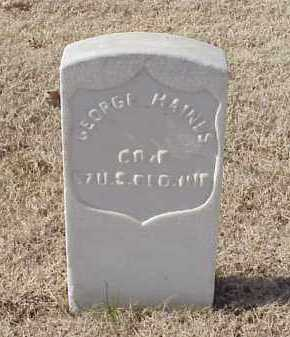 HAINES  (VETERAN UNION), GEORGE - Pulaski County, Arkansas | GEORGE HAINES  (VETERAN UNION) - Arkansas Gravestone Photos