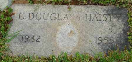 HAISTY, C. DOUGLASS - Pulaski County, Arkansas | C. DOUGLASS HAISTY - Arkansas Gravestone Photos