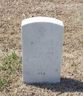 HALE, ROSALIE - Pulaski County, Arkansas | ROSALIE HALE - Arkansas Gravestone Photos