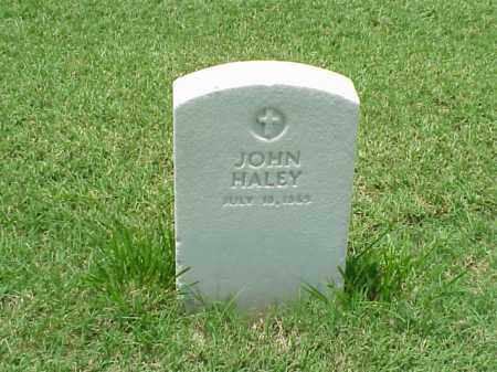 HALEY, JOHN - Pulaski County, Arkansas | JOHN HALEY - Arkansas Gravestone Photos