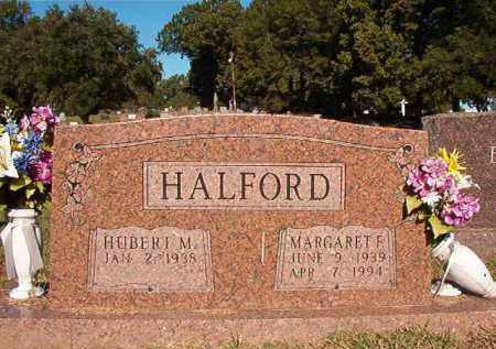 HALFORD, MARGARET F - Pulaski County, Arkansas | MARGARET F HALFORD - Arkansas Gravestone Photos