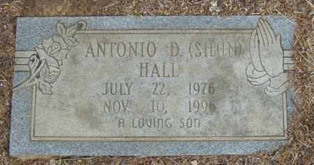 HALL, ANTONIO D. (SHUN) - Pulaski County, Arkansas | ANTONIO D. (SHUN) HALL - Arkansas Gravestone Photos