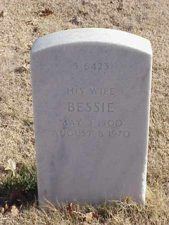 HALL, BESSIE - Pulaski County, Arkansas | BESSIE HALL - Arkansas Gravestone Photos