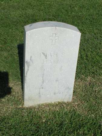 HALL (VETERAN KOR), ISIAH B - Pulaski County, Arkansas | ISIAH B HALL (VETERAN KOR) - Arkansas Gravestone Photos