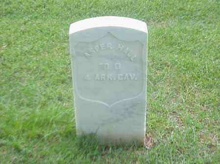 HALL (VETERAN UNION), ASPER - Pulaski County, Arkansas | ASPER HALL (VETERAN UNION) - Arkansas Gravestone Photos