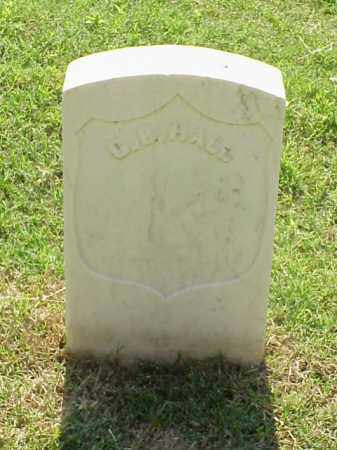 HALL (VETERAN UNION), C B - Pulaski County, Arkansas | C B HALL (VETERAN UNION) - Arkansas Gravestone Photos