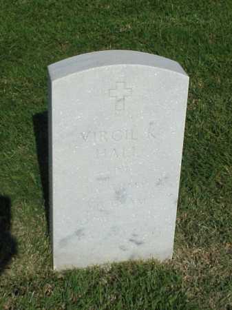 HALL (VETERAN VIET), VIRGIL K - Pulaski County, Arkansas | VIRGIL K HALL (VETERAN VIET) - Arkansas Gravestone Photos