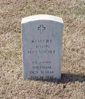 HALSDORF (VETERAN VIET), ROBERT JOHN - Pulaski County, Arkansas | ROBERT JOHN HALSDORF (VETERAN VIET) - Arkansas Gravestone Photos