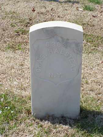 HALSTEAD (VETERAN UNION), CHARLES - Pulaski County, Arkansas | CHARLES HALSTEAD (VETERAN UNION) - Arkansas Gravestone Photos