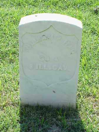 HAM (VETERAN UNION), WILLIAM - Pulaski County, Arkansas | WILLIAM HAM (VETERAN UNION) - Arkansas Gravestone Photos