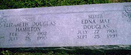 DOUGLAS, EDNA MAE - Pulaski County, Arkansas | EDNA MAE DOUGLAS - Arkansas Gravestone Photos