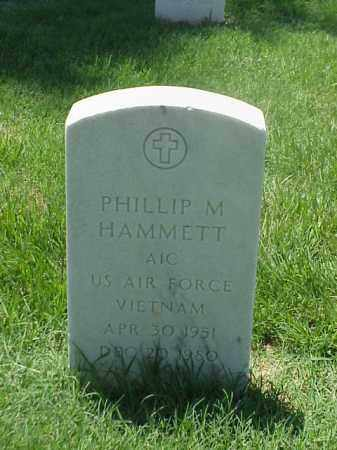 HAMMETT (VETERAN VIET), PHILLIP M - Pulaski County, Arkansas | PHILLIP M HAMMETT (VETERAN VIET) - Arkansas Gravestone Photos