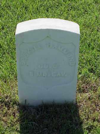 HAMMOND (VETERAN UNION), EZEKIEL - Pulaski County, Arkansas | EZEKIEL HAMMOND (VETERAN UNION) - Arkansas Gravestone Photos