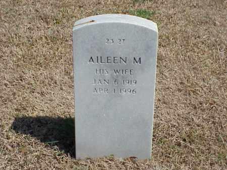 HAND, AILEEN M - Pulaski County, Arkansas | AILEEN M HAND - Arkansas Gravestone Photos