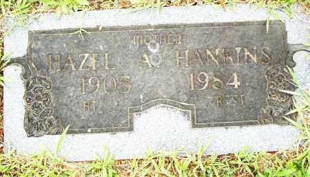 HANKINS, HAZEL A - Pulaski County, Arkansas | HAZEL A HANKINS - Arkansas Gravestone Photos