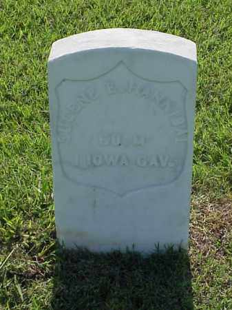 HANNIBAL (VETERAN UNION), EUGENE E - Pulaski County, Arkansas | EUGENE E HANNIBAL (VETERAN UNION) - Arkansas Gravestone Photos