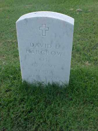 HARCROW (VETERAN KOR), DAVID L - Pulaski County, Arkansas | DAVID L HARCROW (VETERAN KOR) - Arkansas Gravestone Photos