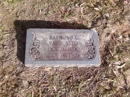 HARDCASTLE, RAYMOND COLUMBUS - Pulaski County, Arkansas | RAYMOND COLUMBUS HARDCASTLE - Arkansas Gravestone Photos